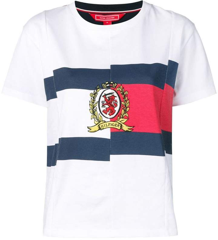 2c1594b2 Tommy Hilfiger White T Shirts For Women - ShopStyle Australia