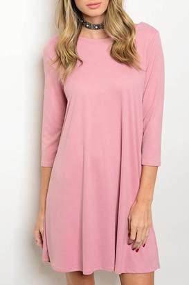 Bo Bel Blush Dress