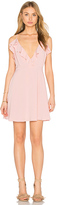 Oh My Love Frill Front Skater Dress