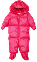 Ralph Lauren Quilted Bunting Snowsuit, Pink, Size 9-24 Months