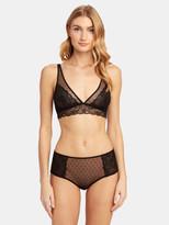 Eberjey Iona Love Me High Waist Bikini