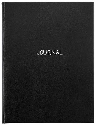west elm Leather Journal