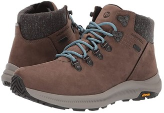 Merrell Ontario Mid Waterproof (Gold) Women's Shoes