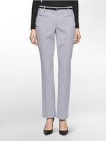 Calvin Klein Curve Fit Tequila Stripe Pants