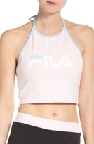 Fila Women's Luann Crop Halter Top