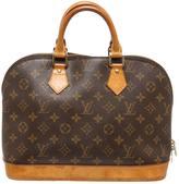 Louis Vuitton Alma clutch bag
