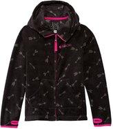 Billabong Billie Girls Sparked Flame Polar Fleece Hoodie (4yrs14yrs) - 8124982