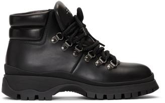 Prada Black Rodeo Boots