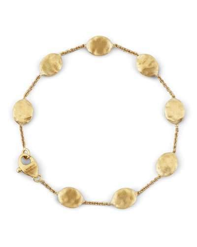 Marco Bicego Siviglia 18K Gold Single-Strand Bracelet