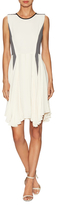 O'2nd Vince Pleated Fit And Flare Dress