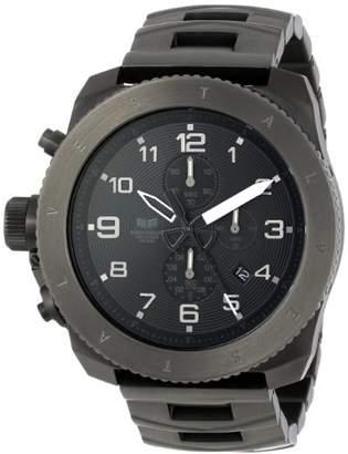 Vestal Men's RES011 Restrictor Gun Black Watch