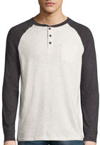 Lee Long Sleeve Henley Shirt