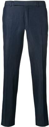 Ermenegildo Zegna mid rise tailored trousers
