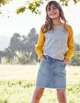 Boden Five Pocket Denim Skirt