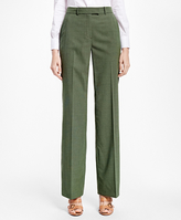 Brooks Brothers Stretch Wool-Blend Trousers