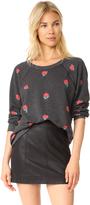 Wildfox Couture Garden Roses Sweatshirt