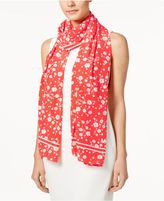MICHAEL Michael Kors Verbena Wrap and Scarf in One