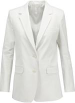 Helmut Lang Cotton-blend blazer