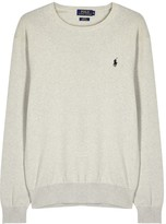 Polo Ralph Lauren Stone Pima Cotton Jumper