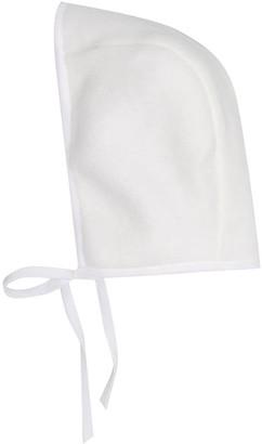 La Stupenderia Ribbon Trim Bonnet
