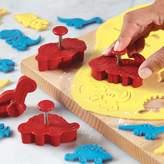Cake BossTM Decorating Tools 4-pc. Dinosaur Fondant Press Set
