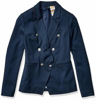 Tommy Hilfiger Women's Adaptive Blazer with Magnetic Buttons