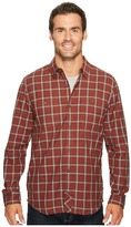 Toad&Co - Smythy Spacedye Long Sleeve Shirt Men's Long Sleeve Button Up