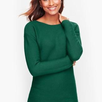 Talbots Horizontal Shaker Stitch Sweater