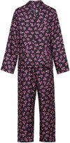 Prada Micro Heart print pyjamas