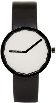Issey Miyake Black and White Twelve Series Watch