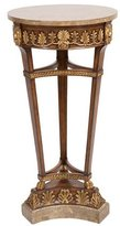 Maitland-Smith Empire-Style Pedestal Table