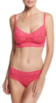 Cosabella Never Say Never Sweetie Soft Bra, Hot Pink