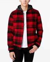 Levi's Men's Plaid Bomber Jacket