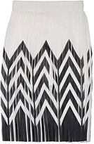 Little Remix ZIGZAG PLEATED SKIRT
