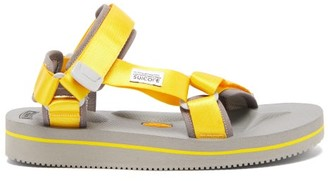 Suicoke Depa-v2 Technical Sandals - Yellow