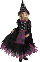 Disguise Black & Purple Fairy-Tale Witch Dress-Up Set - Toddler & Kids
