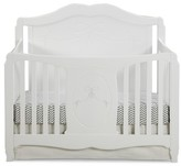 Stork Craft Storkcraft Princess 4-in-1 Fixed Side Convertible Crib - White