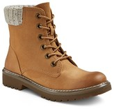 Women's Makaila Shearling Style Boots - Mossimo Supply Co.