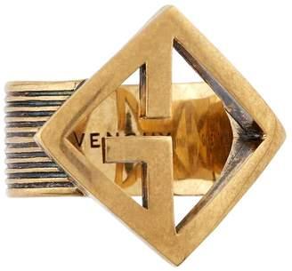Gold PlatedEmblem Ring