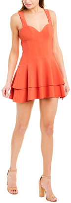 Finders Keepers Finderskeepers Lines Mini Dress