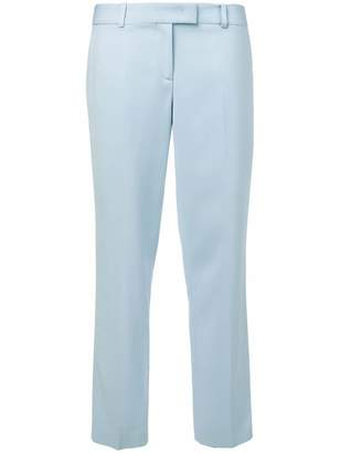 Ermanno Scervino cropped straight-leg trousers