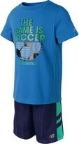 New Balance 2-pc. Short Set Toddler