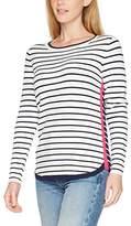Crew Clothing Women's Stripe Mix Jumper,12
