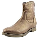Nana Starry Round Toe Leather Boot.