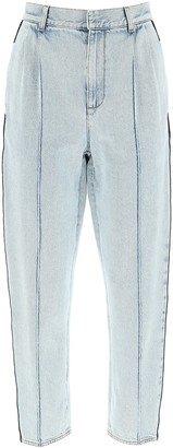 Alexander McQueen Alexandar McQueen Side Stripe Denim Jeans