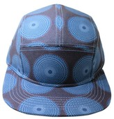 Mossimo Men's Printed Five Panel Havanna Hat Purple One Size
