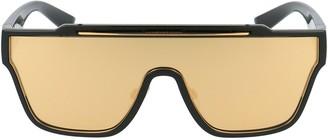 Dolce & Gabbana Eyewear Shield Sunglasses