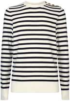Burberry Branson Stripe Sweater