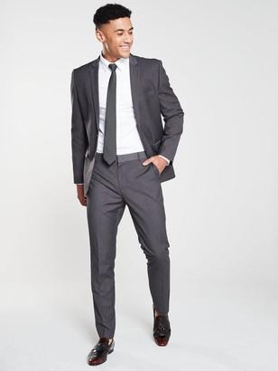 Very Slim Suit Jacket - Grey