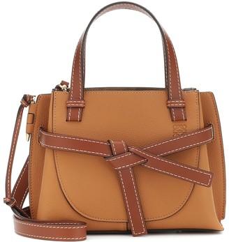 Loewe Gate Mini leather tote